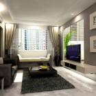 Стили оформления маленького зала (1)