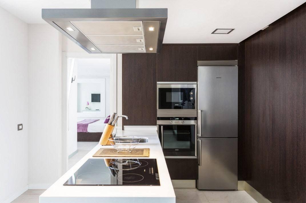 Стильная кухня 2018 (29)