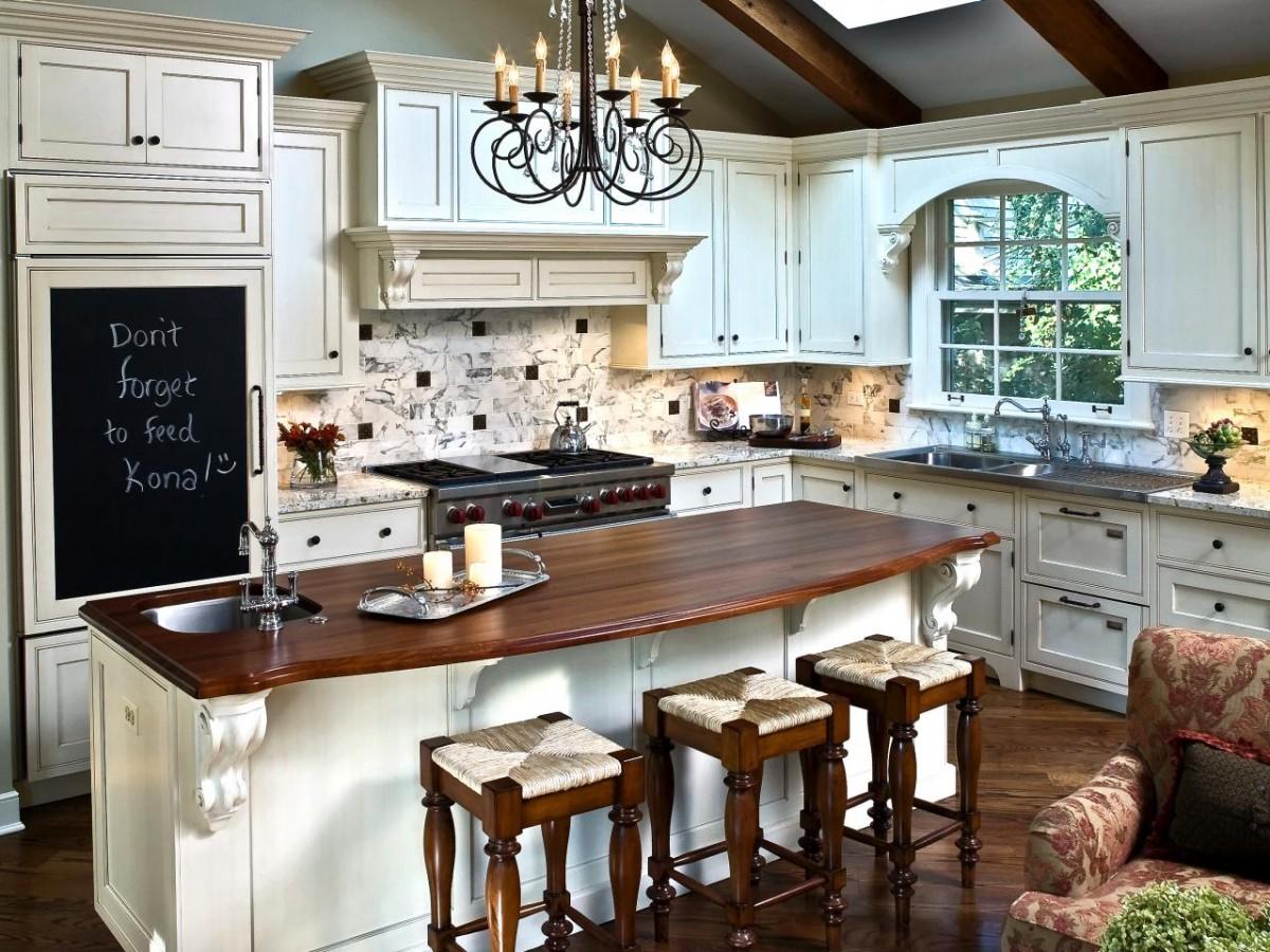 Дизайн кухни-столовой фото 2016 современные идеи