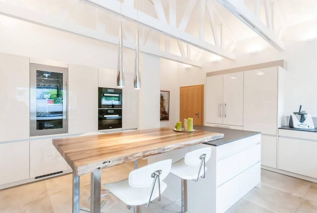 Веяния в дизайне кухонь 2018 (18)