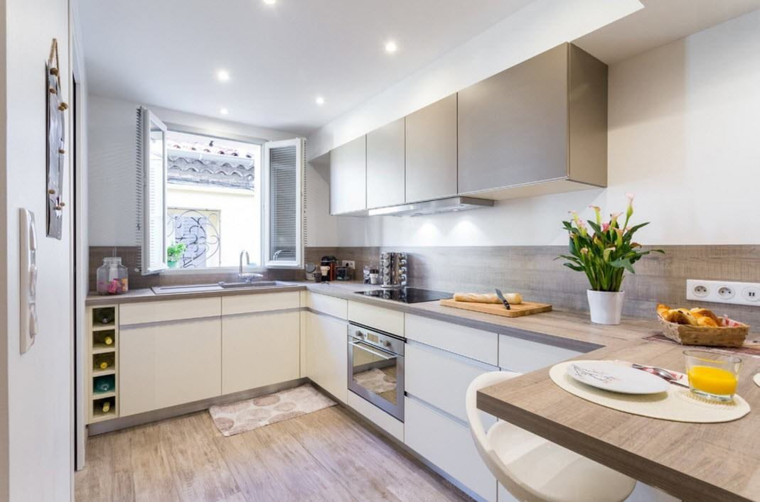 Дизайн кухни фото 2016 современные идеи 6 кв.м