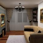 Выбор цвета для маленького зала (3)