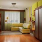 Выбор цвета для маленького зала (6)