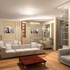 Выбор цвета для маленького зала (7)
