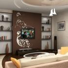 оформление маленького зала (2)