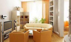 Мебель в гостиную хрущевки (4)