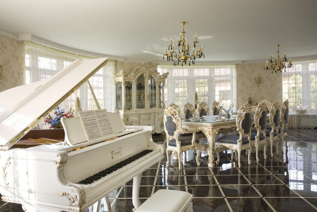 барокко в гостиной (2)