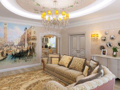 барокко в гостиной (3)