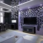 цвета гостиной модерн (17)
