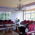 цвета гостиной модерн (2)
