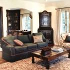 цвета и фактуры классической гостиной (11)