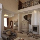цвета и фактуры классической гостиной (18)