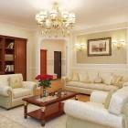 цвета и фактуры классической гостиной (5)
