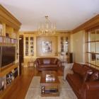 цвета и фактуры классической гостиной (7)