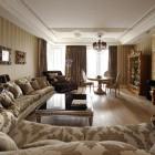 цвета и фактуры классической гостиной (9)