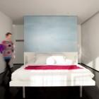 цветовые решения спальни минимализм (11)