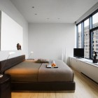 цветовые решения спальни минимализм (2)
