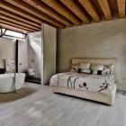 цветовые решения спальни минимализм (33)