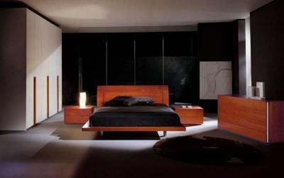 цветовые решения спальни минимализм (45)