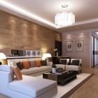 декорирование гостиной модерн (1)
