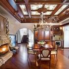 декорирование гостиной модерн (3)