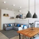 декорирование гостиной модерн (4)