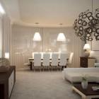 декорирование гостиной модерн (7)