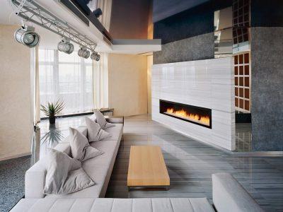 декорирование hi-tech гостиной (7)