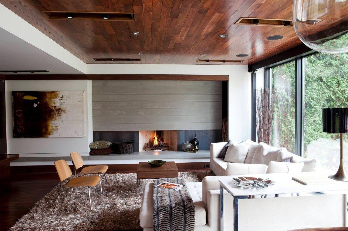 деревянные потолки в 2018 (9)