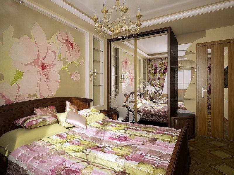 дизайн спальни 2018 (2)