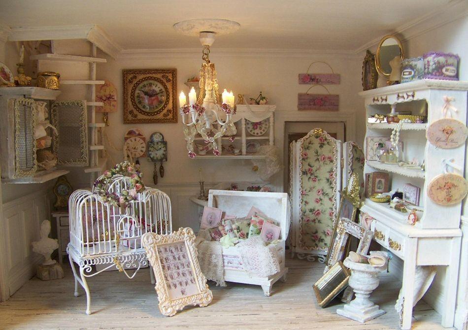Мебель и декор в стиле прованс своими руками