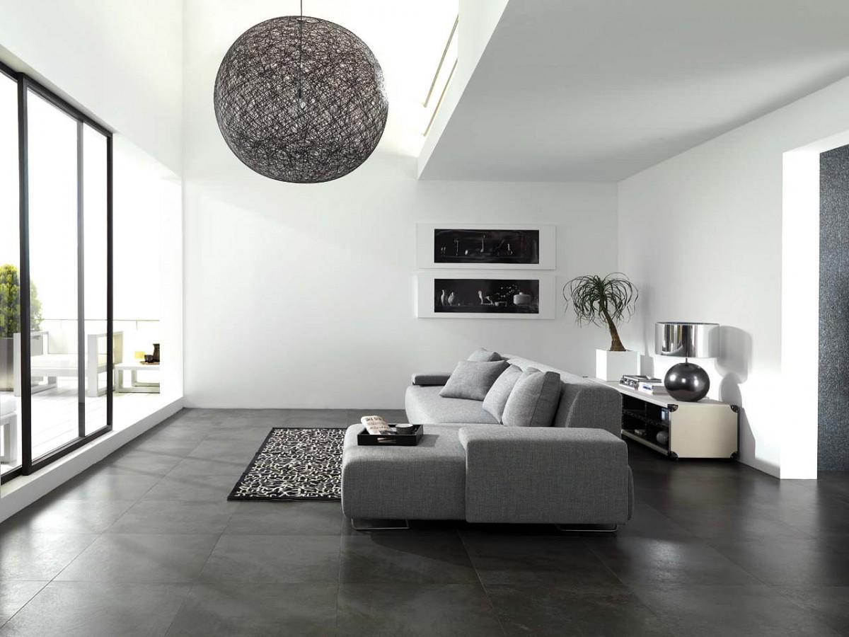 гостиная в стиле минимализм (11)