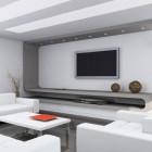 гостиная в стиле минимализм (6)