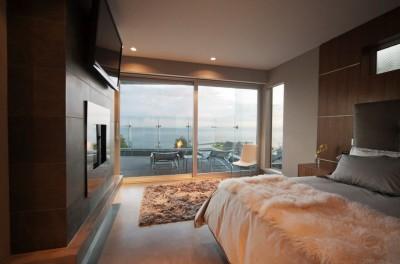 Спальня в стиле модерн (116 фото)