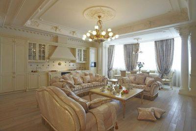 мебель для гостиной барокко (29)