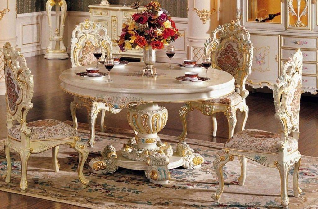 мебель для гостиной барокко (3)