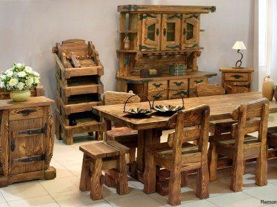 мебель для гостиной кантри (3)