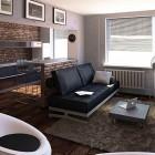 мебель для гостиной лофт (12)