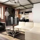 мебель для гостиной лофт (13)