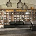 мебель для гостиной лофт (14)