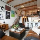 мебель для гостиной лофт (2)