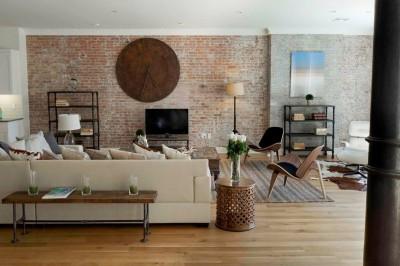 мебель для гостиной лофт (3)