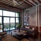 мебель для гостиной лофт (4)