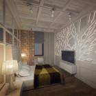 мебель для гостиной лофт (7)
