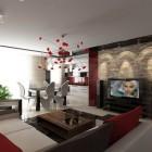 мебель для гостиной модерн (10)