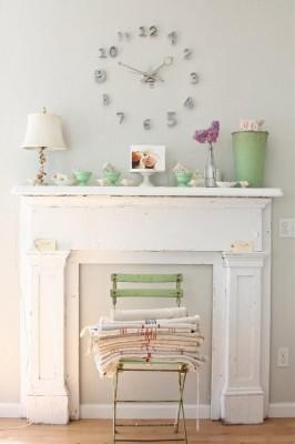 мебель для гостиной шебби шик (27)