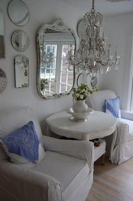 мебель для гостиной шебби шик (3)
