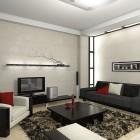 мебель для минималистской гостиной (21)