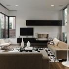 мебель для минималистской гостиной (8)
