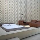мебель в минималистичной спальне (18)
